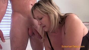 Секс с пышногрудой няшкой